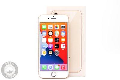 【高雄青蘋果3C】APPLE IPHONE 8 64G 64GB 4.7吋 金 二手手機 IOS 14.3 #60051