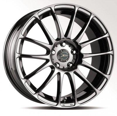 全新鋁圈 wheel PR11 19吋鋁圈 5/114.3 黑電鍍 8J 9J ET38 ET45