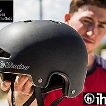 [I.H BMX] 輕量級 安全帽 SHADOW FEATHERWEIGHT IN-MOLD 黑色 單速車街道車極限單車地板車Fixed Gear特技腳踏車