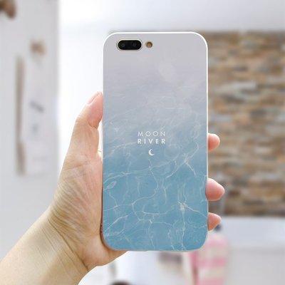 藍色月亮河流夢幻HTCU12PLUS/U11EYES索尼