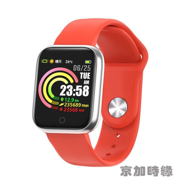 2020QW21智能手環心率血壓監測防水1.3 smartwatch