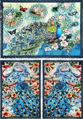 俄羅斯軟性拼貼紙(薄)-14058