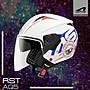 ASTONE安全帽,RST205,AQ5/ 白紅藍