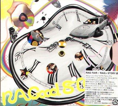 K - RAG FAIR - RAG STORY RAGッ - 日版 BOX 2 CD - NEW 初回限定