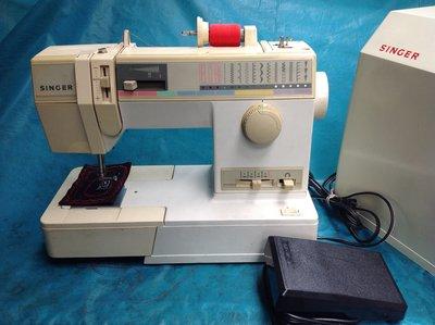 家庭用縫紉機、勝家SINGER 9112型 ,家用修改衣服、半年保固