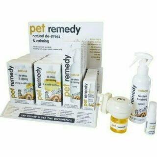 英國原裝進口?Pet remedy放輕鬆 天然草本寵物費洛蒙插電組