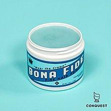 【 CONQUEST 】Bona Fide Traditional Pomade 傳統髮油 油性髮油 木質柑橘香 藍罐