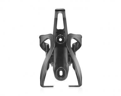 【冠鑫自行車】IBERA 調整型 可調式 輕量化 管徑60-73mm 水壺架 水壺、寶特瓶