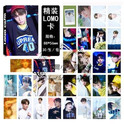【首爾小情歌】BTS 防彈少年團 田柾國 個人款#06 卡片 LOMO 小卡組 30張