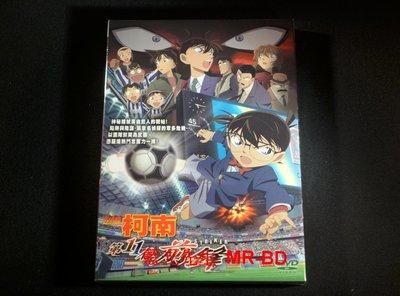 [DVD] - 名偵探柯南 : 第11位前鋒 The Eleventh Striker (普威爾公司貨)