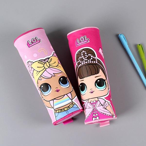 ♀高麗妹♀韓國 L.O.L.《驚喜娃娃》驚喜寶貝 大容量筆袋/文具袋/小物收納包(現貨)