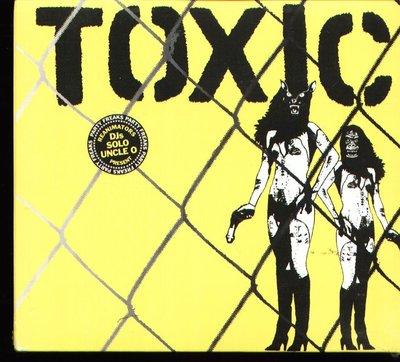 八八 - Toxic :  Mixed By Reanimators - CD - NEW Bam Jam Elff
