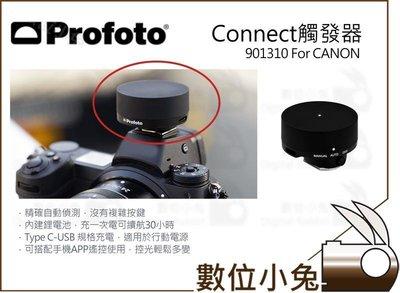 數位小兔【Profoto Connect 引閃器 觸發器 for Canon 】棚燈閃燈 離機閃 發射器 公司貨 A1
