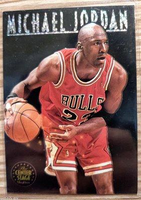 93-94 Skybox Michael Jordan Center Stage 特卡