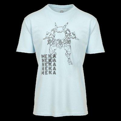【丹】暴雪商城_Overwatch D.Va Hot Topic Fan Art Shirt 鬥陣特攻 DVA T恤