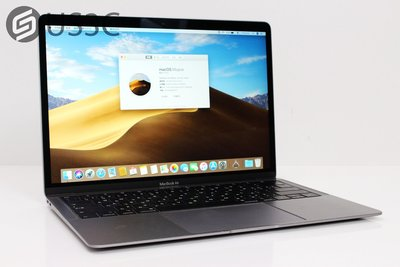 【US3C】2018年 公司貨 MacBook Air Retina 13吋 i5 1.6G 8G 128G 原廠保固內