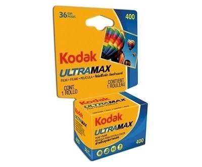 永佳相機_KODAK 柯達 GC 400 GC400 ULTRAMAX 彩色軟片 135底片【效期2021.06】(1)