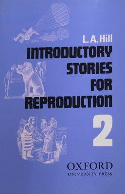 初級英語閱讀與英文寫作 Introductory Stories for Reproduction 2 原價200元
