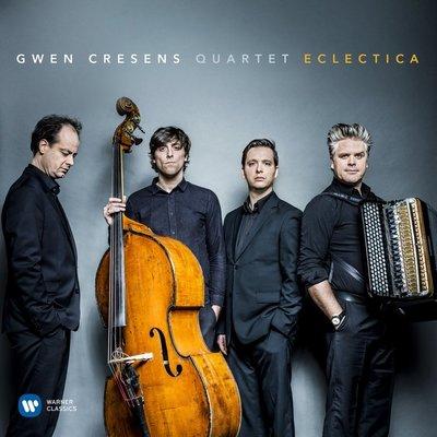 並蓄 Eclectica / 克雷森四重奏 Gwen Cresens Quartet---5419706606