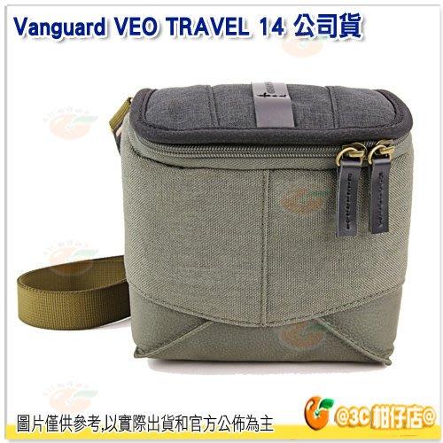 @3C 柑仔店@ 精嘉 VANGUARD VEO TRAVEL 14 公司貨 側肩側背包 攝影側背包 相機包