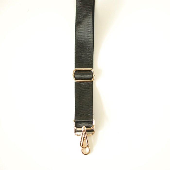 【里樂@ LeaThER 】素色寬版背帶 斜背帶肩背帶 包包背帶