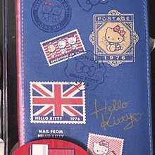 Hello Kitty PU Passport Holder證件套