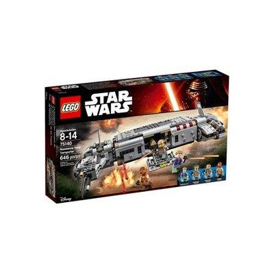 【積木王國】LEGO樂高 星際大戰系列 反抗軍士兵運輸艦 75140