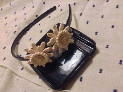法國 Alexandre 風格 精緻 立體 公主 貴婦 韓版 花 蝴蝶結 髮飾 鑽飾 珍珠