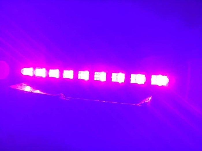 新款LED UV 紫光燈條