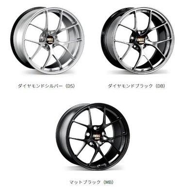 DJD19071826 日本BBS RI-D 19-20吋 1片式鍛造鋁圈 依當月報價為準