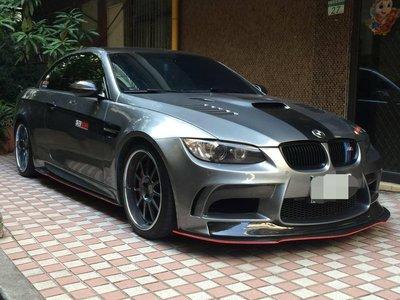 RPG CARBON BMW E92 M3 側裙定風翼 M-POWER E90 M3