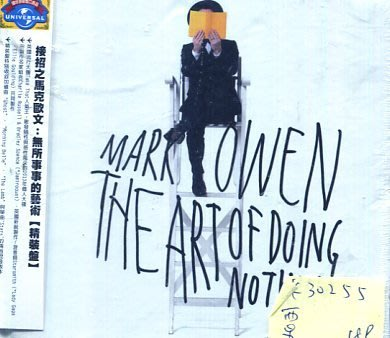 *真音樂* MARK OWEN / THE ART OF DOING NOTHING 全新 K30255