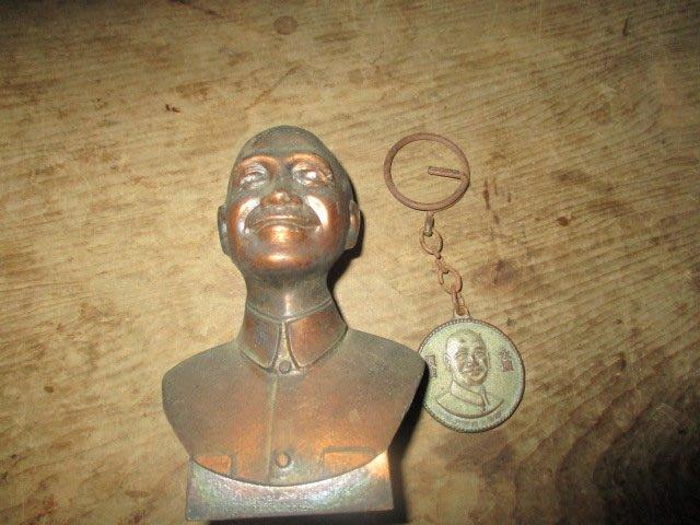 早期..銅像..蔣公..鑰史圈