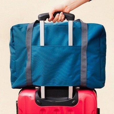 【現貨】大容量旅行包 收納包 創意可折疊旅行收納包 購物單肩包女式加大行李包NN11283