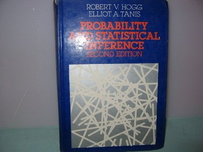 二姑書坊:  Probability And Statistical Inference~~second edition