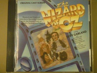 The Wizard of Oz 綠野仙蹤電影原聲帶 Judy Garland/ Over the Rainbow