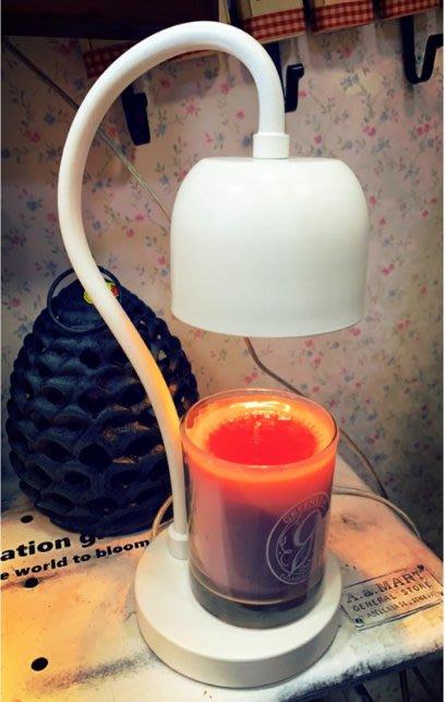 (台中 可愛小舖 黑色白色110v可微調融燭燈 蠟燭 融蠟燈 蠟燭暖燈 溶蠟燈 暖燭燈 木蠟燈 香氛蠟燭燈 蠟燈 香薰燈