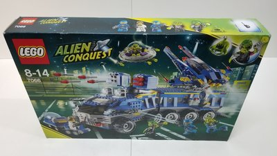 Lego 7066 Alien Conquest: Earth Defense HQ