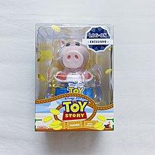 限量版 Log on cosbaby hot toys toy story Hamm 火腿豬