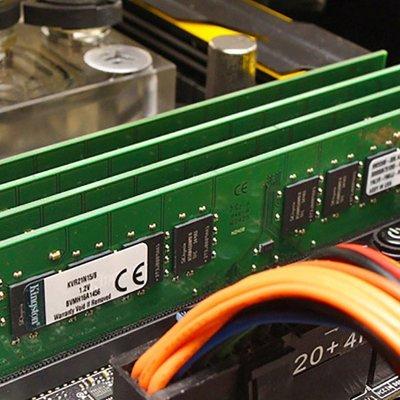 5Cgo【權宇】Kingston 金士頓 KVR21N15S8/8 DDR4 2133MHz 8GB 桌上型記憶體 含稅