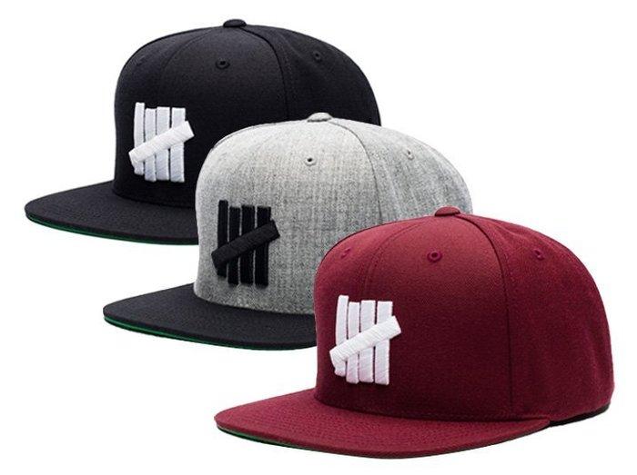 【超搶手】 全新正品2015 最新UNDEFEATED 5 STRIKE FA15 SNAPBACK 柵欄 棒球帽 4色