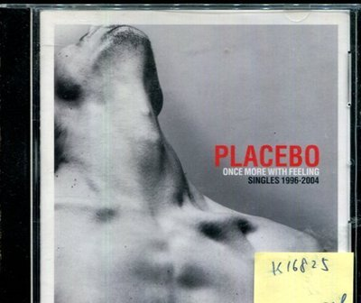 *真音樂* PLACEBO / ONCE MORE WITH FEELING 二手 K16825