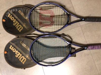 Wilson Pro Star網球拍一對
