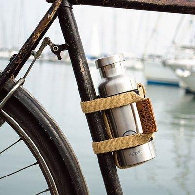 ☘小宅私物 ☘ 義大利 24Bottles 手工再生棉水瓶架 (3色可選) 輕量冷水瓶 不鏽鋼雙層水瓶 現貨 附發票