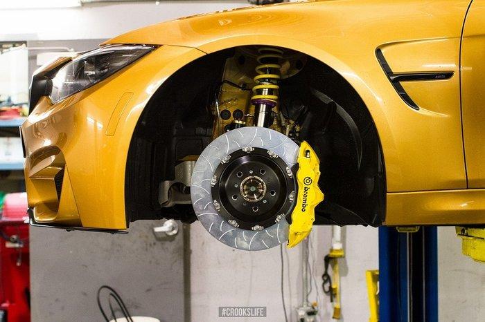【樂駒】Brembo GT F80 F82 E92 E90 M3 M4 F87 M2 套裝型 煞車 系統 卡鉗 碟盤