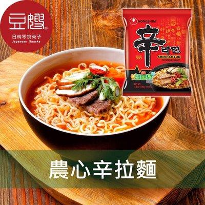 【豆嫂】韓國泡麵 農心 辛拉麵(單包)