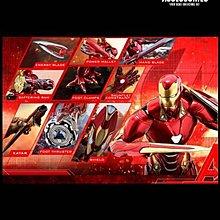 ACS004 Hot Toys hottoys Avengers Infinity War Mk50 Accessories set 普通版全新未開