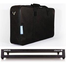 ☆ 唐尼樂器︵☆ Pedaltrain Classic 2 效果器板+袋(60.9x31.7公分)(全系列進駐唐尼)