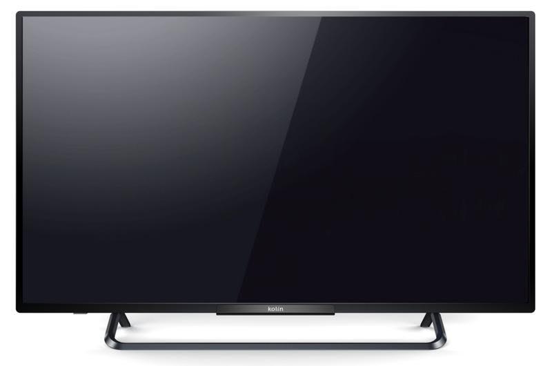 Kolin 歌林 55吋 4K Full HD LED背光 超薄金屬邊框 液晶電視 《KLT-55EVT01》