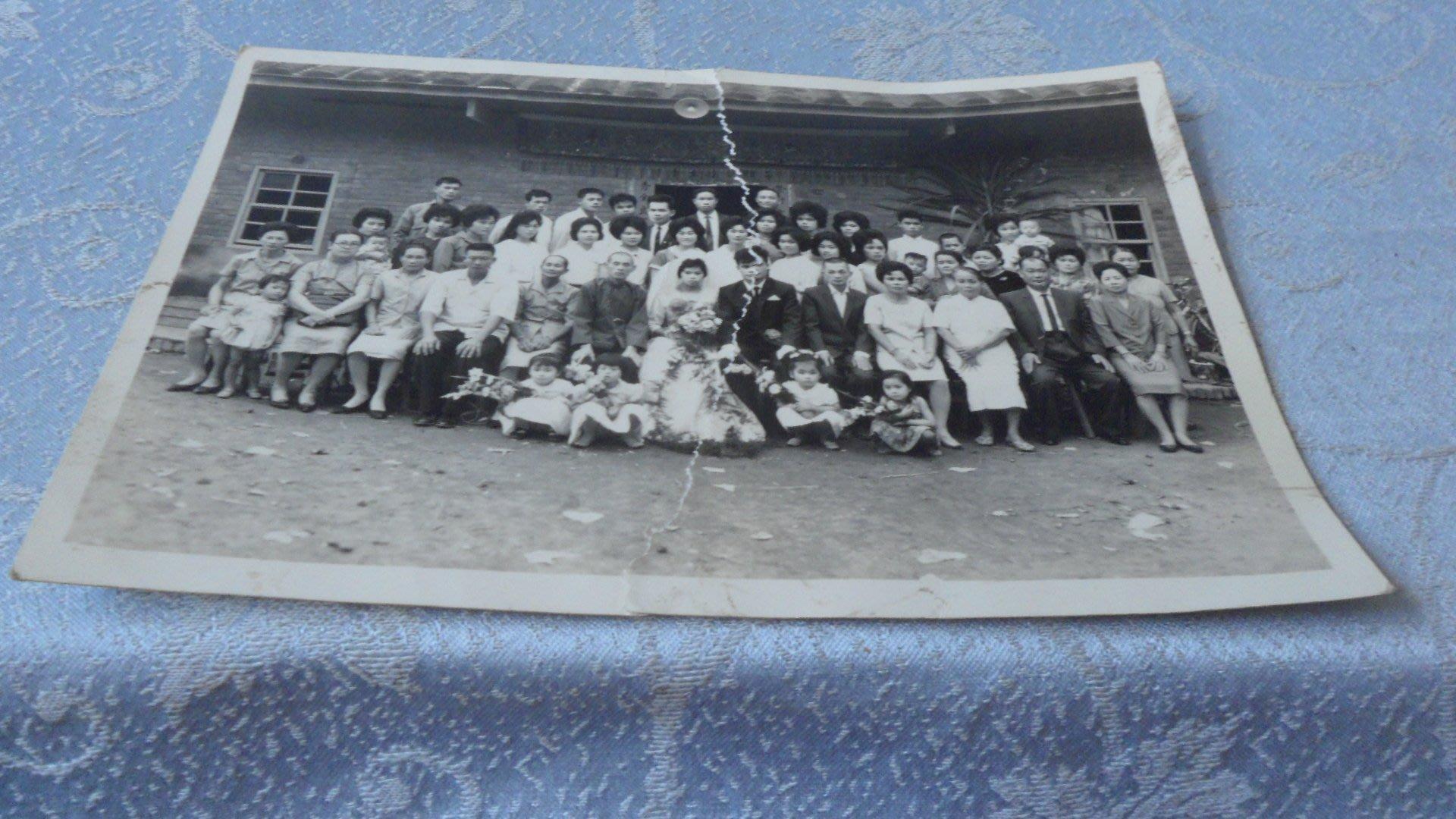 藍色小館10-2--------早期黑白結婚照